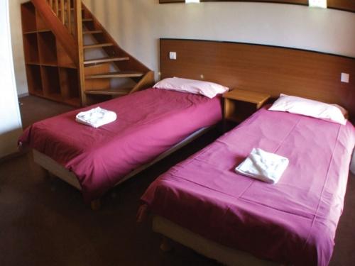 Clubhotel Piolet bedroom
