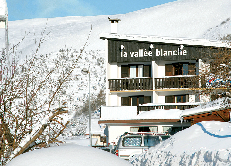 Club Hotel Vallee Blanche