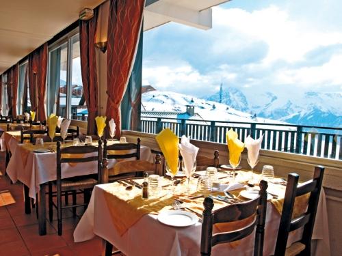 Vallee Blanche Restaurant