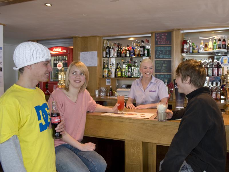 Vallee Blanche  Bar