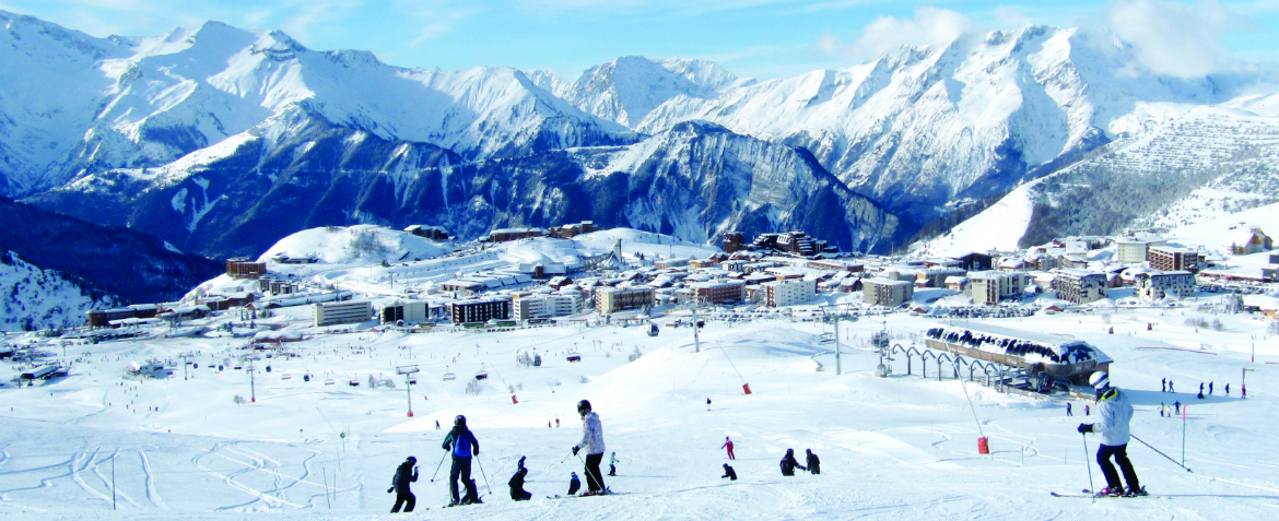 Winter Ski Deals In Alpe D\'Huez Resort | SkiBound Holidays
